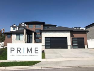 JUST SOLD NEW CONSTRUCTION IN HERRIMAN II $549,999