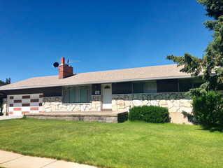 Just Sold Rambler in Bountiful. Old Charm for $318,000