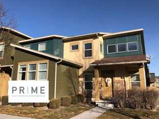 JUST SOLD UPDATED TOWN HOME! SOUTH JORDAN THE DISTRICT II $368,000