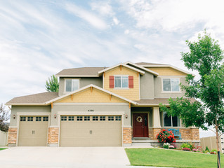 JUST CLOSED BY PRIME!! HERRIMAN TWO STORY- $489,999