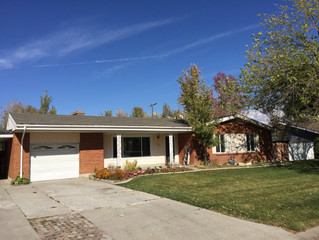 JUST SOLD COTTONWOOD HEIGHTS $390,000