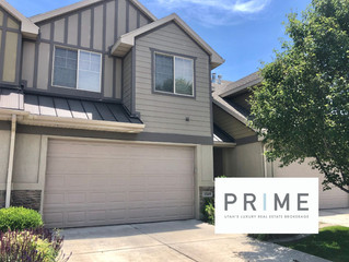 SOLD FAST - LEHI TOWN HOME II GREAT INVESTMENT $292,000