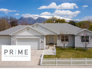 UNDER CONTRACT LEHI II BASEMENT APARTMENT AND FLAG LOT! $862,000