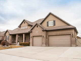 Just Sold Large Home in Riverton $550,000