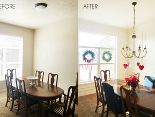 FORMAL DINING ROOMS: ARE THEY A THING OF THE PAST?