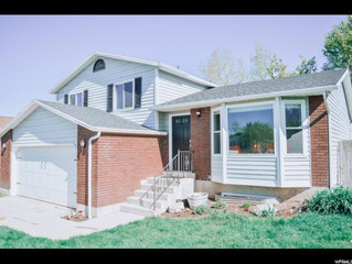 JUST SOLD IN SANDY. MOVE IN READY MULTI LEVEL- $ 359,000