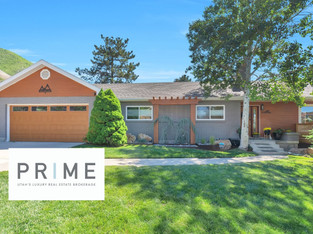 JUST CLOSED. VIEWS OF SLC!!! EAST BENCH LIVING II $880,000