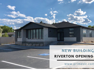 PRIME RESIDENTIAL'S SOUTH VALLEY OFFICE NOW OPEN IN RIVERTON!