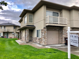 UNDER CONTRACT 2 BEDROOM TOWN WEST JORDAN II $225,000