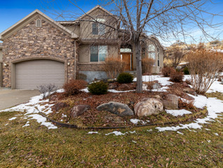 UNDER CONTRACT!  II DRAPER TWO STORY $649,999