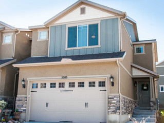 Sold Town Home Herriman $249,999!