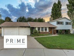 JUST LISTED! SINGLE FAMILY HOME IN COTTONWOOD HEIGHTS. II $659,000
