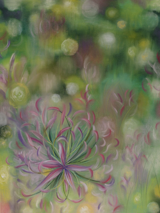 Giverny Flower