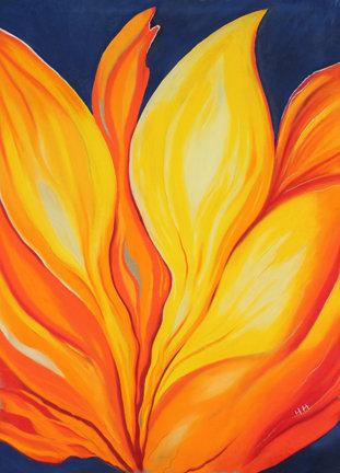 Volcanic Flame