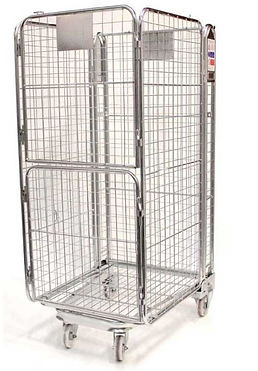 smartcart.co.uk, gps RFID roll cages, roll trollies,