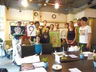 ボーンフリーアートJapan総会 開催