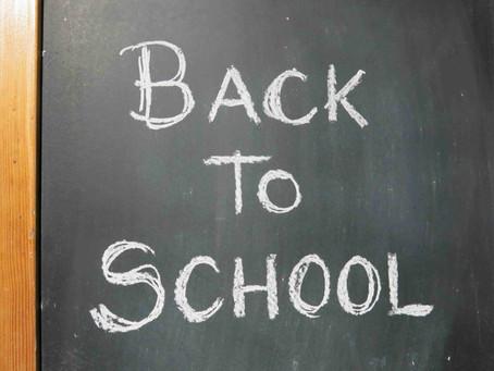 בחזרה לבית ספר , הראשון לספטמבר