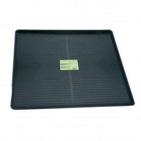Value 1.2 Metre Square Tray Black