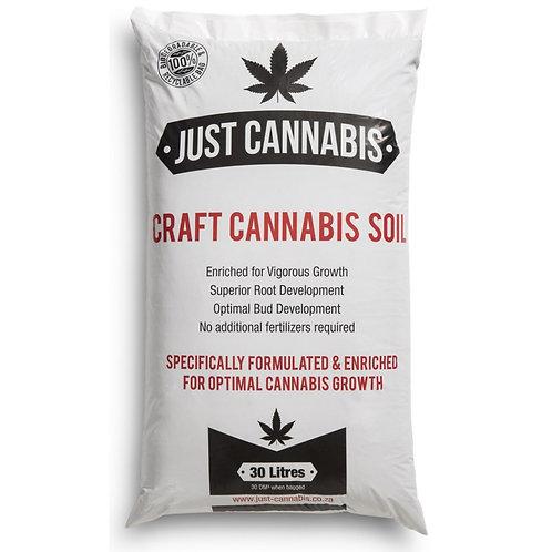 Just Cannabis Craft Cannabis Soil