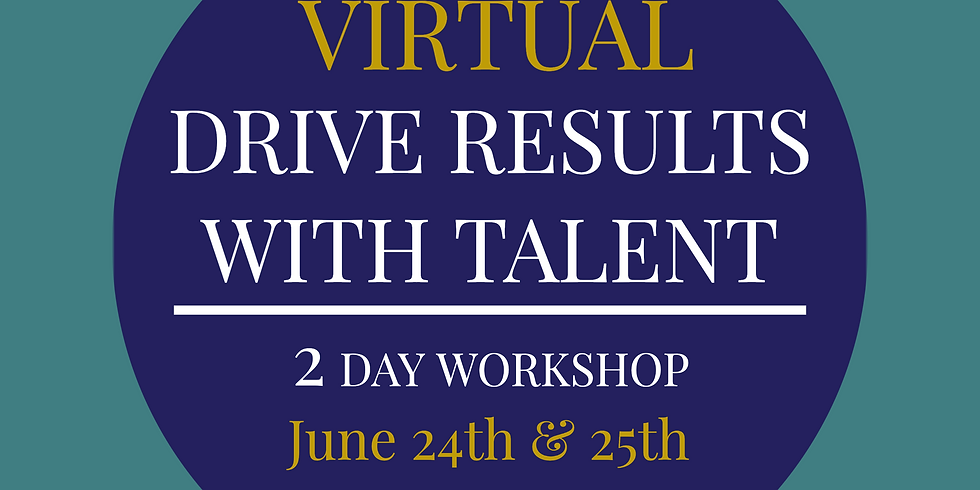VIRTUAL Drive Results with Talent