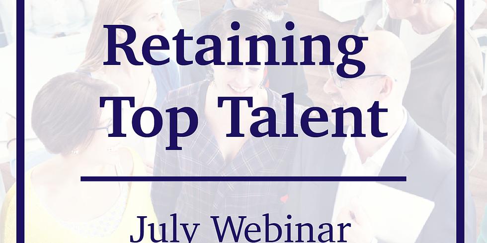 Retaining Top Talent Webinar