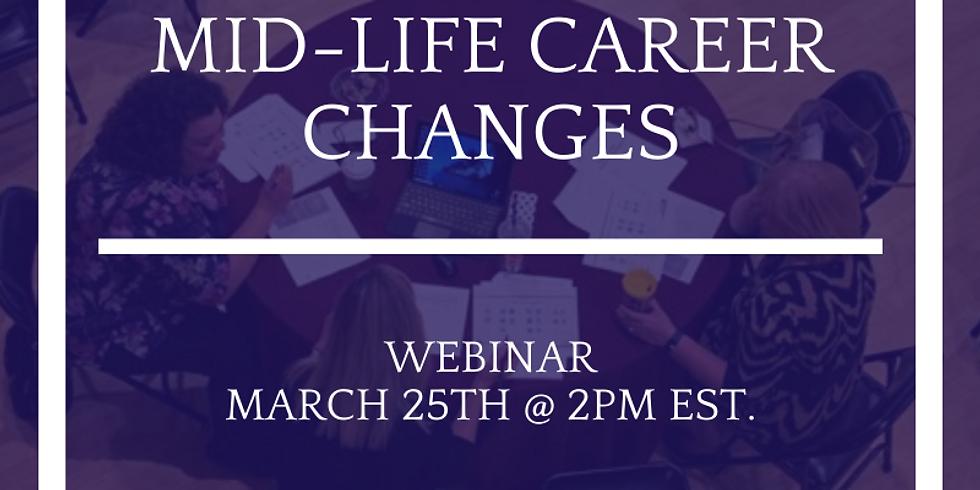 Navigating Mid-Life Career Changes