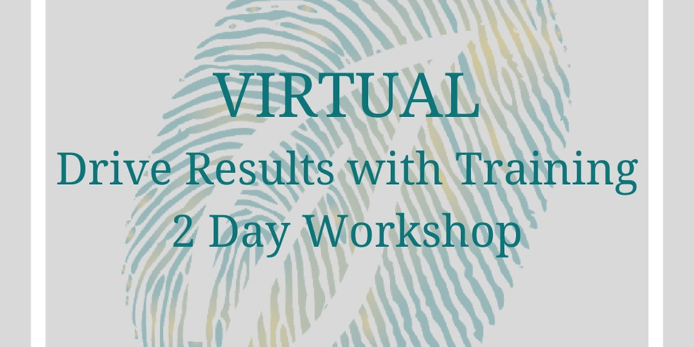 VIRTUAL: Drive Results with Talent