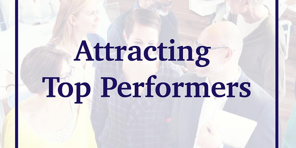 Attracting Top Performers Webinar