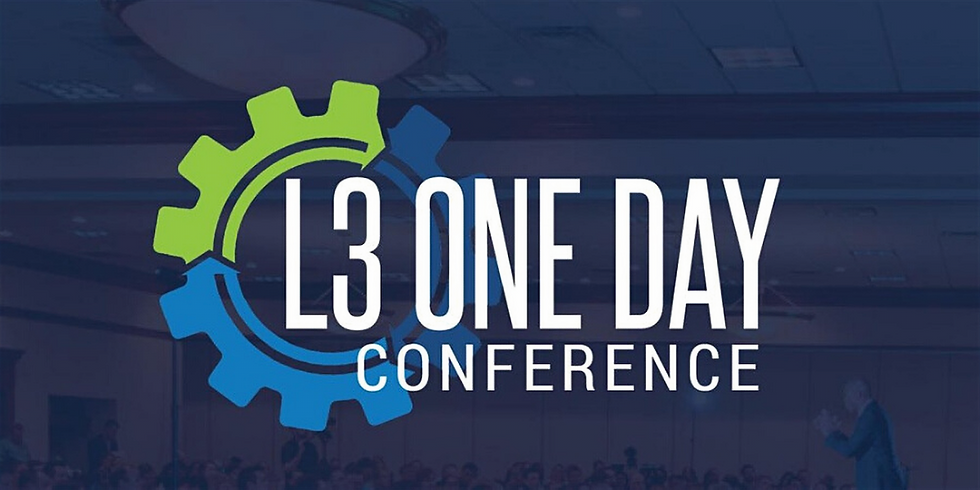 L3 One Day Conference