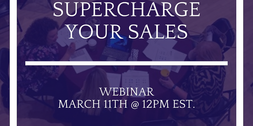 Supercharge Your Sales