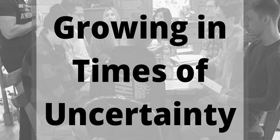 Growing in Times of Uncertainty: Transforming the Inside to Champion the Outside