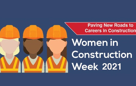 Take Time to Celebrate Women in Construction