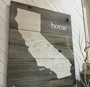 Sign - Cali Home Large