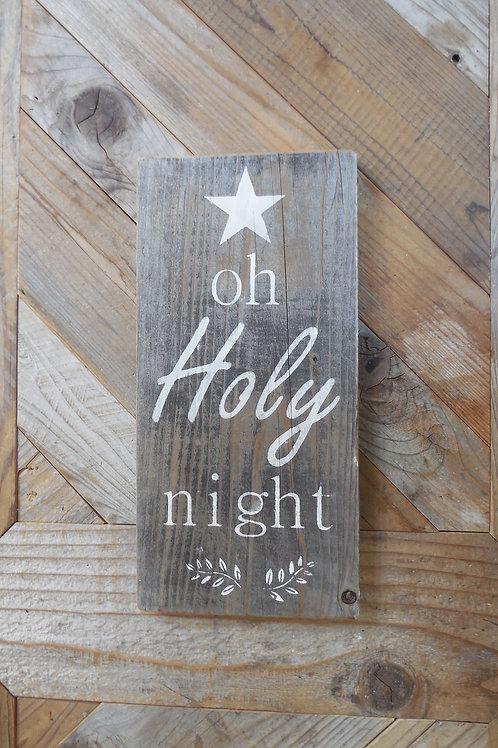 Sign - O Holy Night