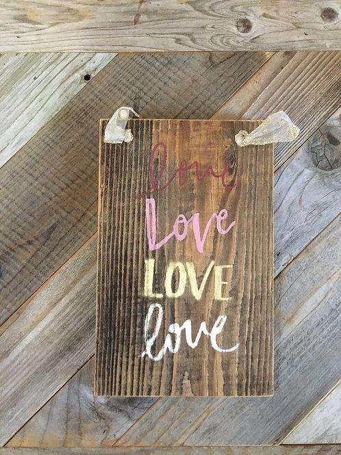 Love, Love, Love, Love