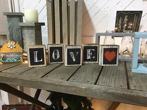 Blocks - Love