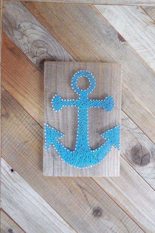 String Art - Anchor