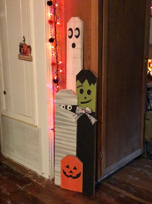 Spooky Friends