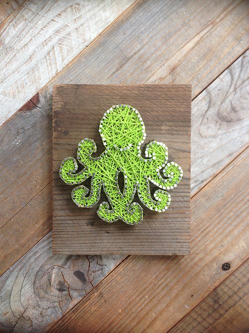 String Art - Octopus