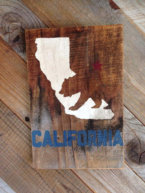 Sign - Cali State