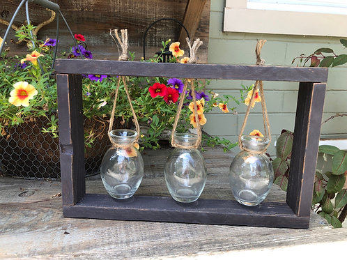 Hanging Jar Planter
