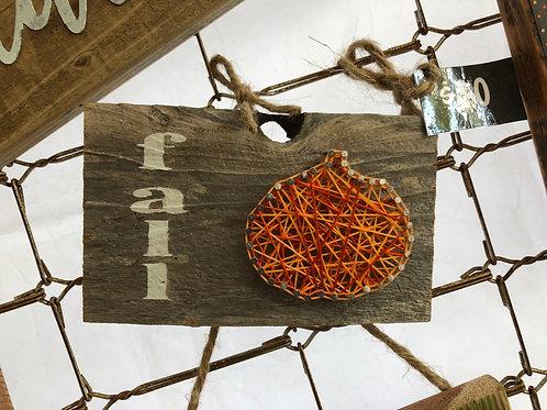 String Art - Fall Pumpkin