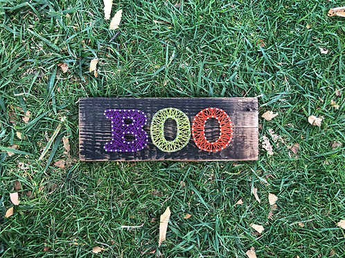 String Art - Boo