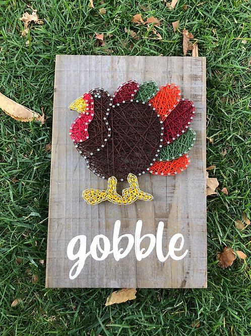 String Art - Gobble