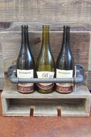 Wine Rack - 2 Bottle