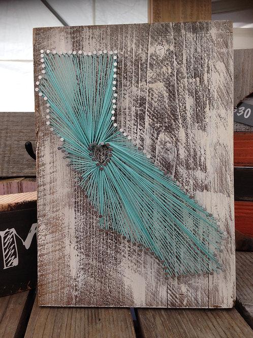 String Art - Cali