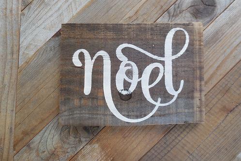 Sign - Noel