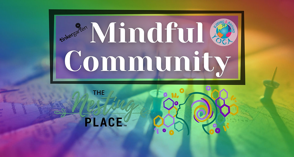 Website - Mindfulness Community + Activi