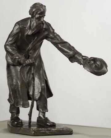 Alfred Laliberté, Le Quêteux, 1910