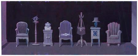 Edmund Alleyn, À perpétuité, 1995